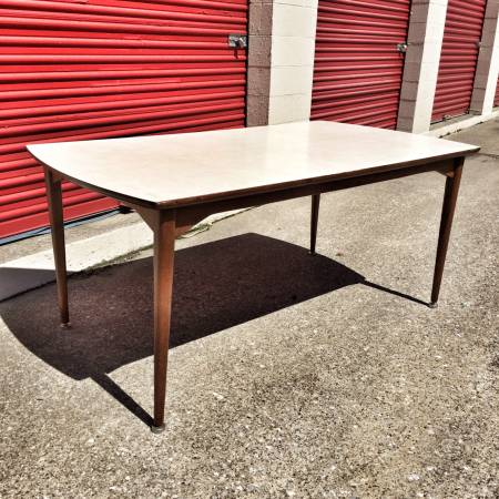 Mid Century Table/Desk     $150     View on Craigslist