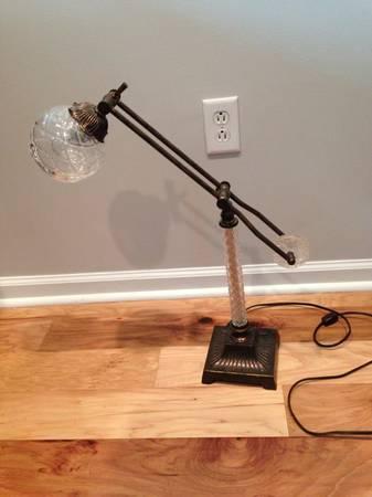 Desk Lamp     $35     View on Craigslist