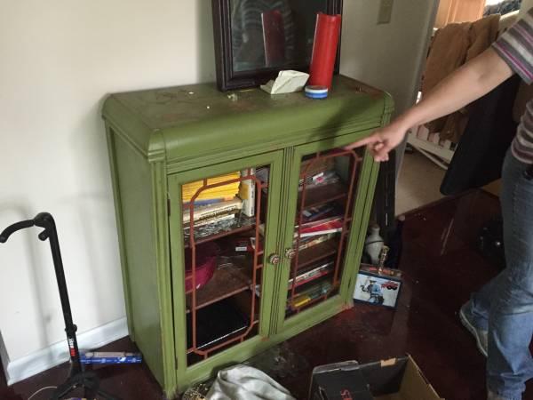 Vintage Cabinet     $100     View on Craigslist