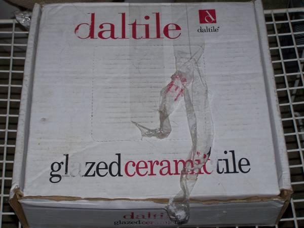 Daltile Subway Tile     $30     View on Craigslist