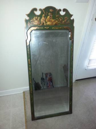 Japanese Mirror     $75     View on Craigslist
