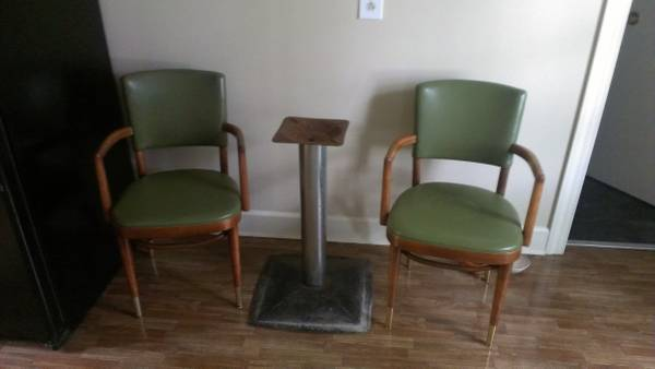 Pair of Mid Century Chairs     $70     View on Craigslist