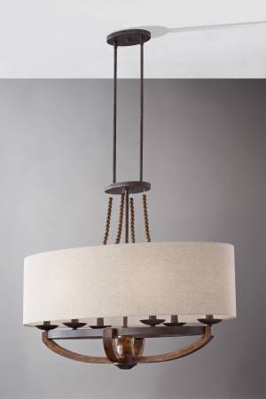 Murray Feiss Chandelier $150 View on Craigslist