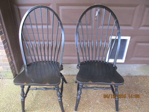 Pair of Windsor Chairs     $50     View on Craigslist