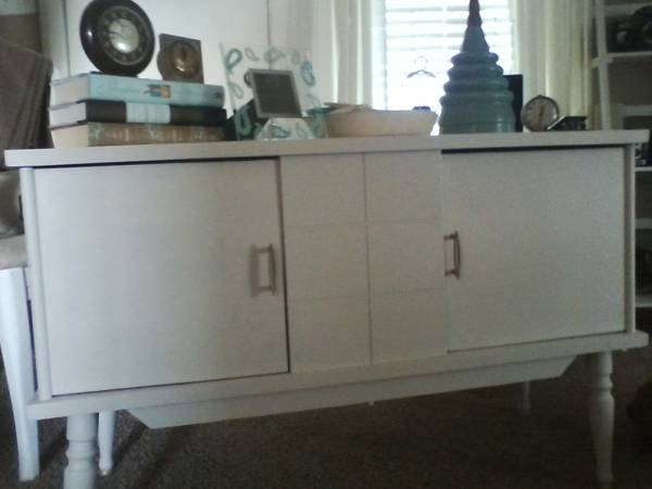 Mid Century TV Stand $60 View on Craigslist