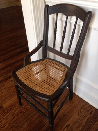Antique Chair     $25     View on Craigslist
