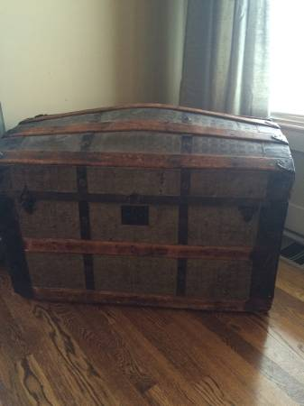 Antique Chest $100 View on Craigslist