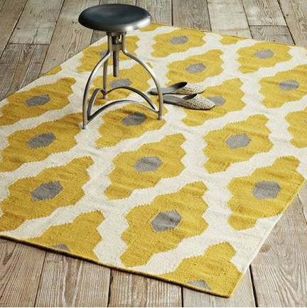 West Elm 9' x 12' Rug     $550     View on Craigslist