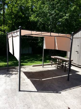 Pergola     $50     View on Craigslist