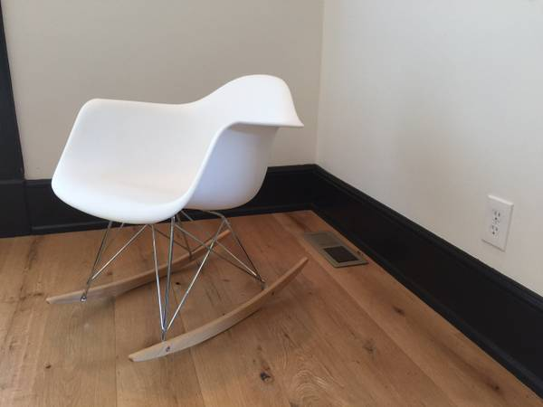 Eames Style Rocker     $150     View on Craigslist