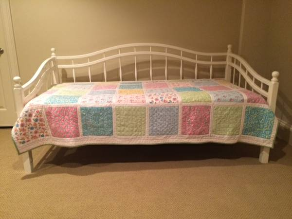 Daybed with Mattress     $199     View on Craigslist