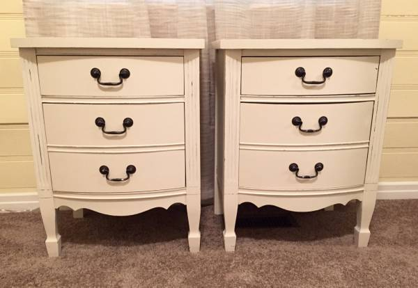 Pair of Nightstands     $150     View on Craigslist