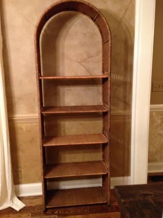 Wicker Shelf     $60     View on Craigslist