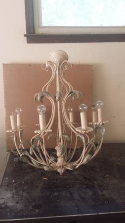 Antique Chandelier     $50     View on Craigslist