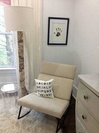 Modern Rocking Chair $400 This Gus Modernchair retails for $1150. View on Craigslist