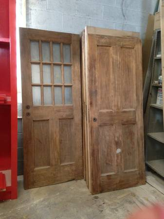 Antique Doors $30-$60 View on Craigslist