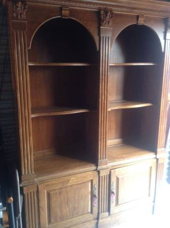 Cabinet/Bookshelf     $100     View on Craigslist