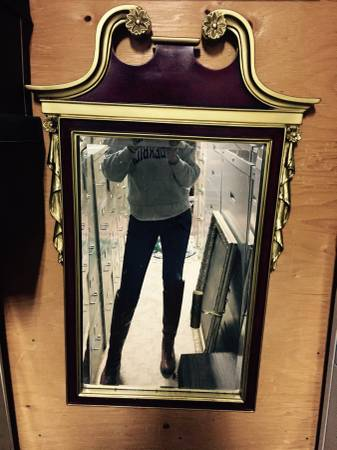 Mirror     $25     View on Craigslist