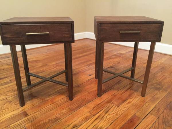 Pair of End Tables     $80     View on Craigslist