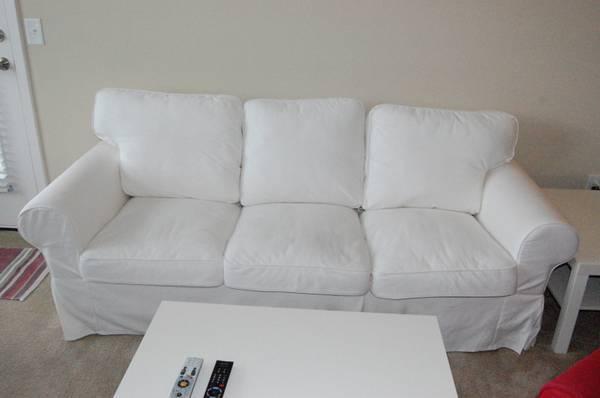 IKEA Ektorp Sofa     $300     View on Craigslist