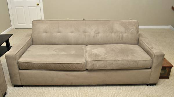 Mitchell Gold Sofa     $800     View on Craigslist