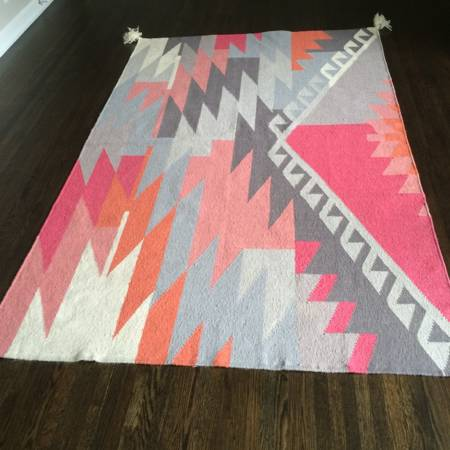 West Elm 5' x 8' Rug     $175     View on Craigslist