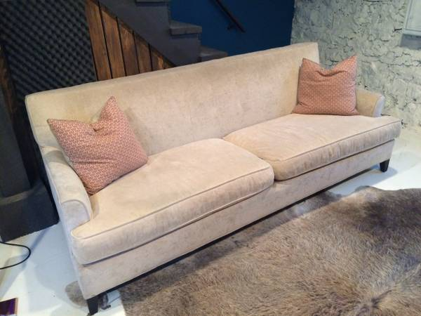 Mitchell Gold Sofa $700 View on Craigslist
