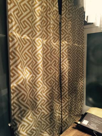 Pair of West Elm Curtains     $50     View on Craigslist
