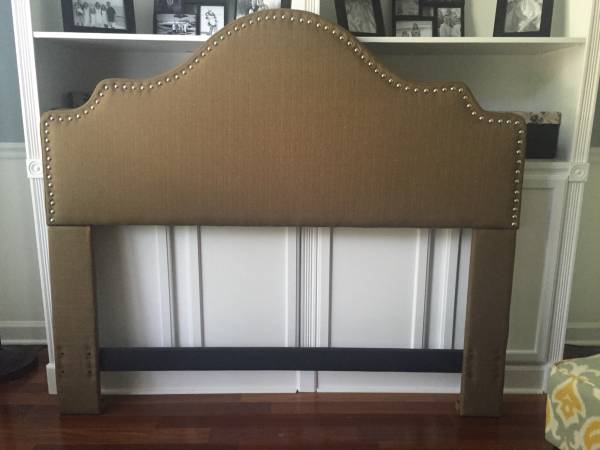 Upholstered Headboard     $100     View on Craigslist
