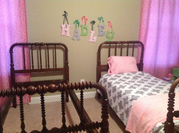Pair of Jenny Lind Style Beds     $450     View on Craigslist