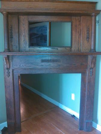 Antique Mantle      $400     View on Craigslist