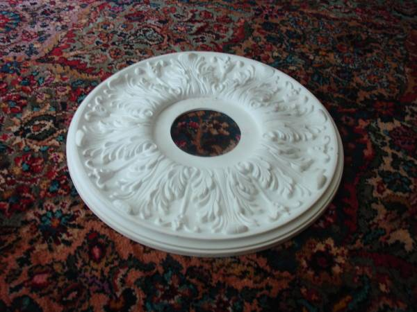 Celling Medallion     $10     View on Craigslist
