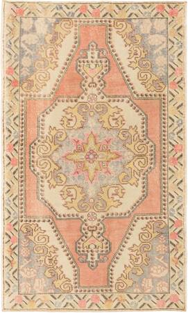 Antique Turkish Wool Rug $295 I love the subtle colors and pattern in this rug. View on Craigslist