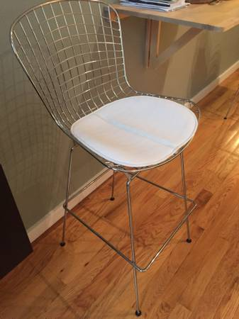 Pair of Stools     $100     View on Craigslist