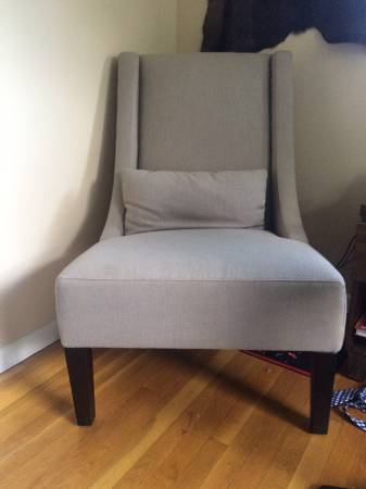 West Elm Chair     $175     View on Craigslist
