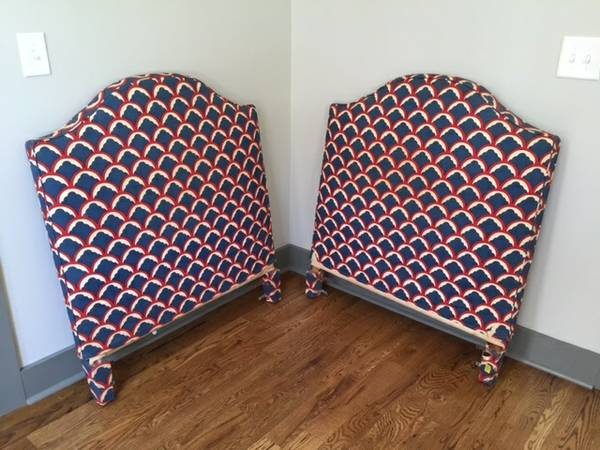 Pair of Twin Headboards     $100     View on Craigslist