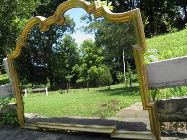 Ethan Allen Mirror     $25     View on Craigslist