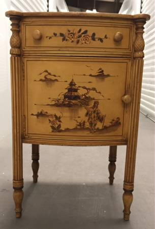 Painted Accent Table $100 View on Craigslist