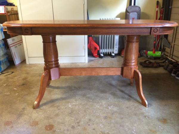 Sofa/Console Table     $50     View on Craigslist