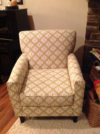 Accent Chair $100 View on Craigslist