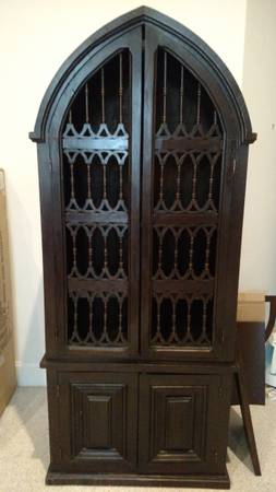 Antique Spanish Armoire     $275     View on Craigslist