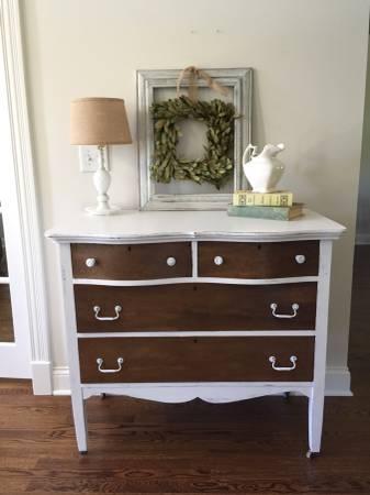 Vintage Dresser     $200     View on Craigslist