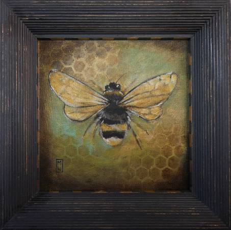 Bee Painting     $79     View on Craigslist