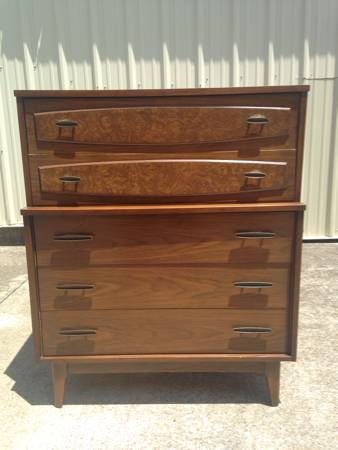 Mid Century Dresser $150 View on Craigslist