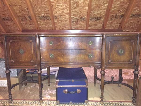 Antique Sideboard     $150     View on Craigslist
