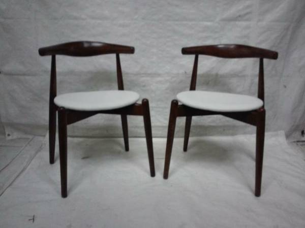 Pair of LexMod Chairs     $100     View on Craigslist