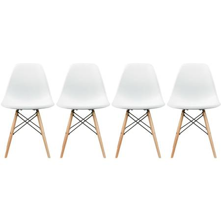 Set of 4 Eames Style Chairs     $120     View on Craigslist
