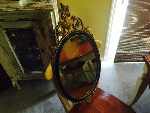 Mirror $20 View on Craigslist