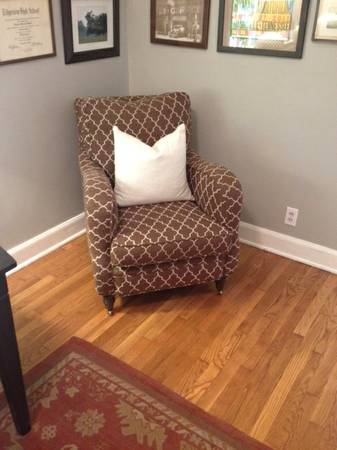 Sprintz Club Chair     $400     View on Craigslist