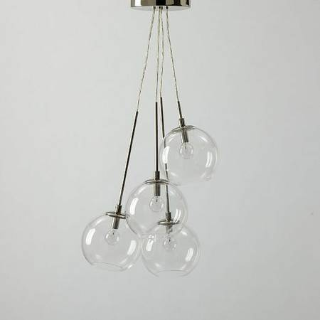 West Elm Cluster Pendant     $185   This light retails for $250.    View on Craigslist